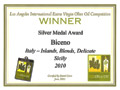 Biceno - Silver Medal Delicate Blend - Los Angeles International Extra Virgin Olive Oil competition